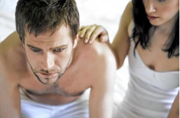 почему у парн болит член при сексе